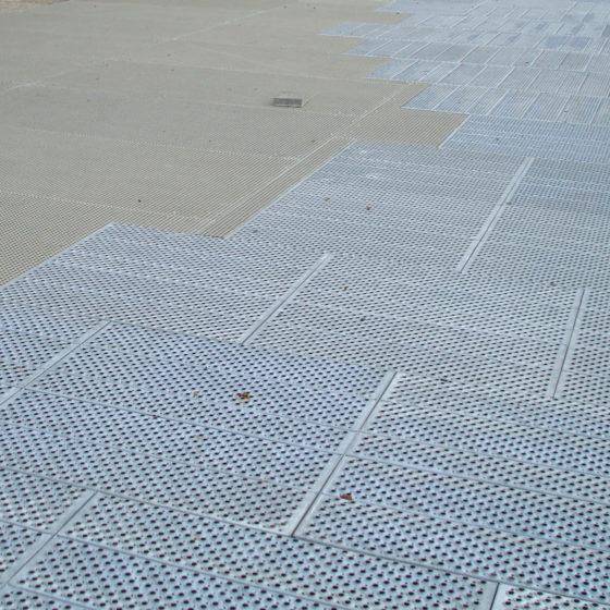 Revêtement toiture plateforme et terrasse