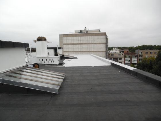 enduit de toiture plate à bruxelles