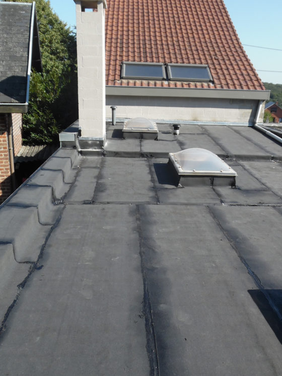 renovation toit plat nord france